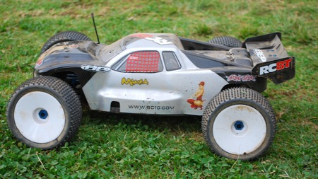 controlled: Radio Controlled Car