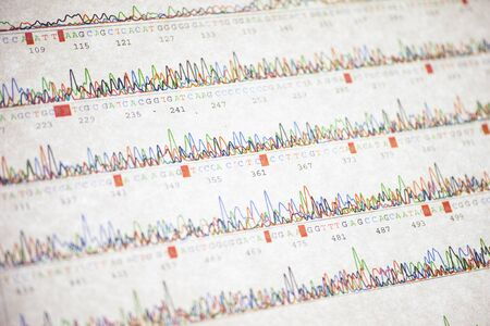 thymine: Poor DNA sequencing results
