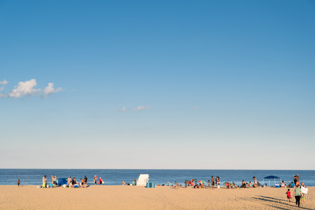 ベルマー ビーチ, ニュージャージー州 報道画像
