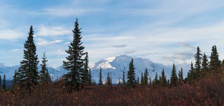 Denali mountain, Alaska
