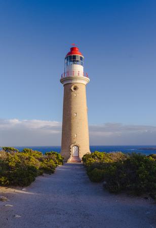 Cape du Couedic Lightstation, Kangaroo Island Stock Photo