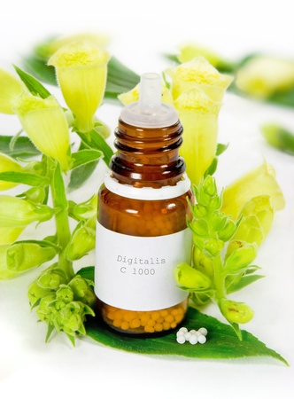 Homeopathy Stock Photo - 9706193