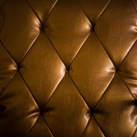 diamond shaped: beautiful brown leather background
