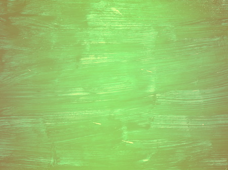 dirty green color on  zinc plate wall for background