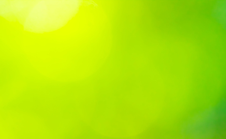 blurred green  blue and yellow color background Stock Photo