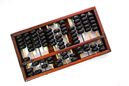 calculator chinese: Abacus, Chinese calculator that made from wood