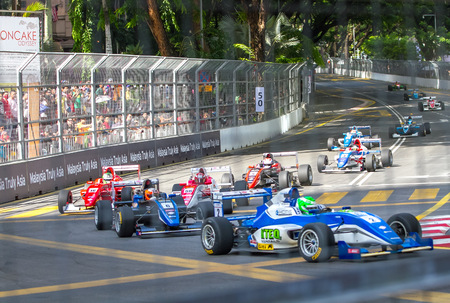 noises: KL City Grand Prix 2015 - Kuala Lumpur. Held from 7th Aug to 9th Aug. Its also the first KL Street race ever held. Editorial