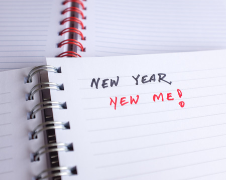 New year, new me, new resolutions