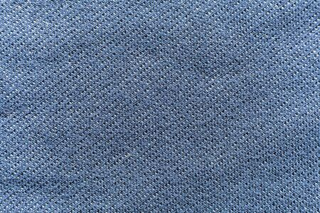 elegant blue cotton fabric texture background Stock fotó - 141848015