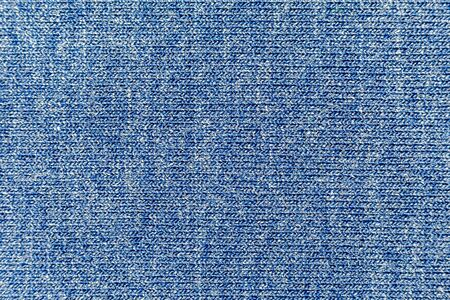 elegant blue cotton fabric texture background Stock fotó - 143048831