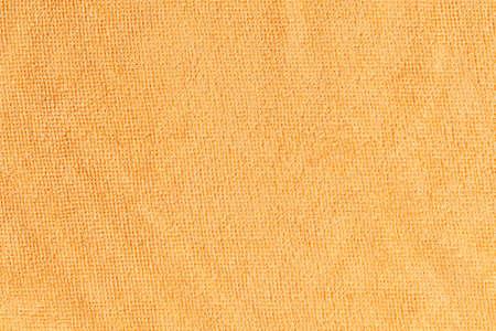 elegant orange cotton fabric texture background Stock fotó