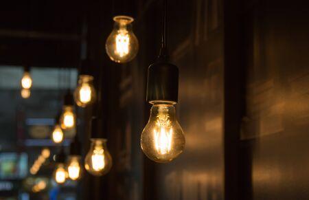 incandescent: incandescent lamp Stock Photo