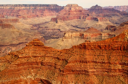 Amazing view of the Grand Canyon