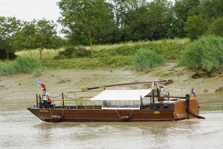 barge: Barge Charente (former riverboat)