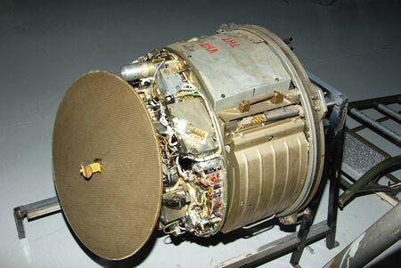 riel: Radar on a tear fighter aircraft air of 1970s