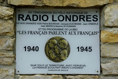 allies: History of the Second World War, Radio London Gaulle Gnral