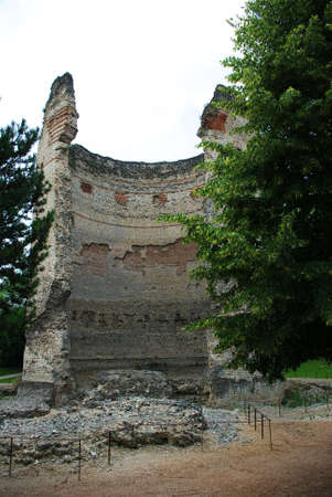 sone: said Roman Gallo Tower V? ? sone ? P? ? rigueux Dordogne