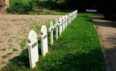military cemetery: Military Cemetery Where soldiers are based Chra like and Muslims