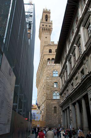 palazzo: Italy, Florence. Palazzo Vecchio Editorial