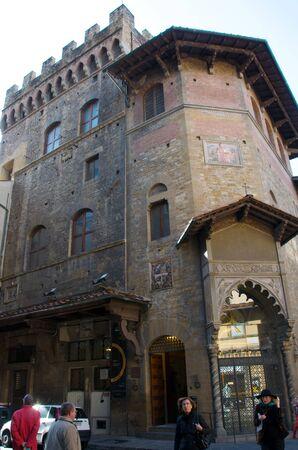 guild: Florence. Italy. Palace guild sherstyanikov