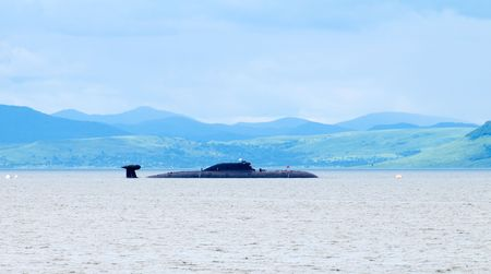 Multi-nuclear submarine of project 971