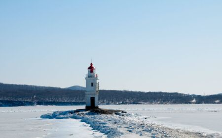 Lighthouse Tokarevskaya Cat photo