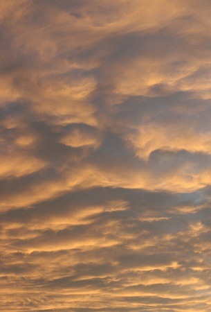 Background image of an interesting cloud formation. Imagens