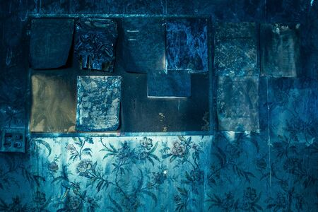 seer: Fire and smoke damaged furniture in a single family home.