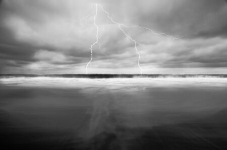 volts: Cloud-to-ground lightning bolts are a common phenomenon, about 100 strike Earth�s surface every single second�yet their power is extraordinary. Each bolt can contain up to one billion volts of electricity.