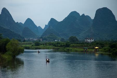 Yin Shuo scenic areas Guangxi