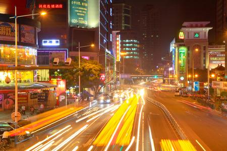 slower: Panyu traffic Editorial