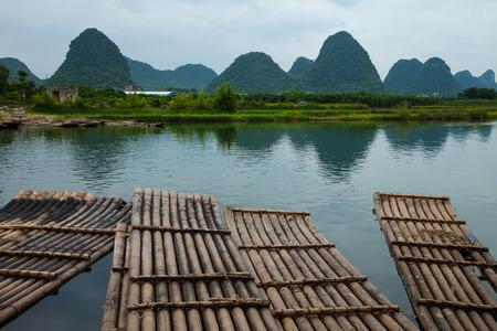 Yangshuo scenery