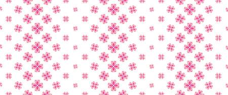 radiant: Pink Valentine Heart Radiant Pattern