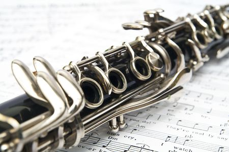 Clarinet Stock Photo - 8073971