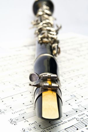 Clarinet Stock Photo - 8073961