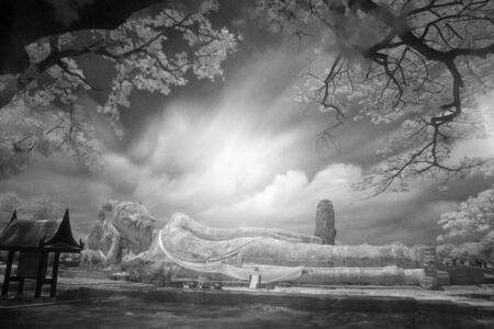 Infrared Landscape Stock Photo - 13897771
