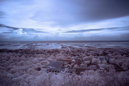 Infrared Landscape Stock Photo - 13897742