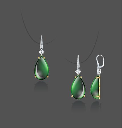earrings: Earrings