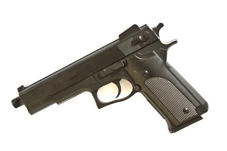 magnum: Model pistol.