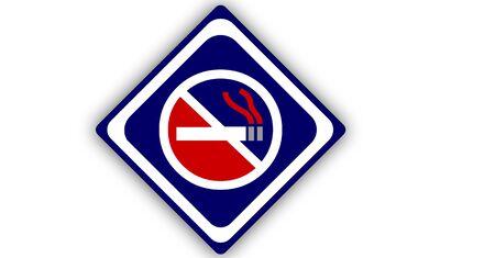 No smoking signs Stock Photo - 13404026