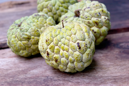 custard apple  3587; photo