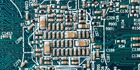 A circuit board Stock Photo - 17754072