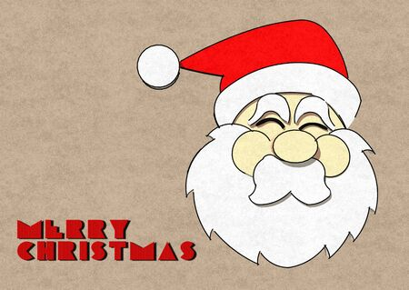 graphic santa,merry christmas r photo