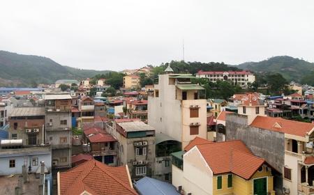 Vietnam Halong city panorama Day photo