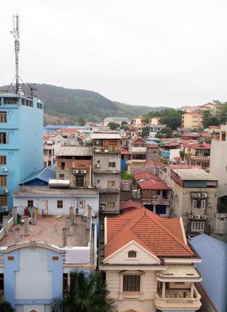 Halong city, Vietnam photo