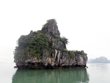 Halong Bay, Vietnam. Most popular place in Vietnam. Stock Photo - 13357780