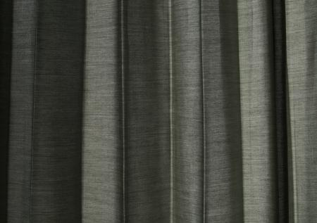 Sunlight Through a Grey Curtain Background Stock Photo - 14414341
