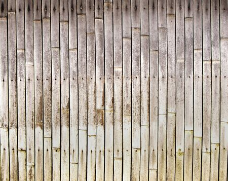 Old bamboo texture with natural patterns  photo