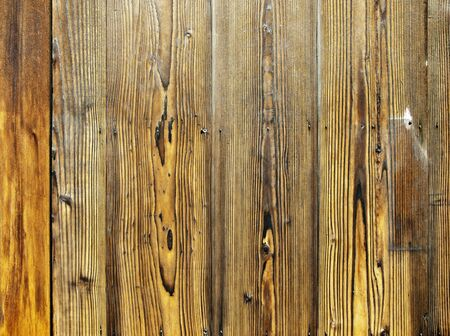 Brown wood texture with natural patterns Stock Photo - 16421292