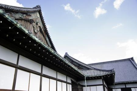 Nijo Castle was built in 1603 as the Kyoto residence of Tokugawa Ieyasu, the first shogun of the Edo Period  1603-1867